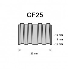Corrugated Fastener CF25, different lengths